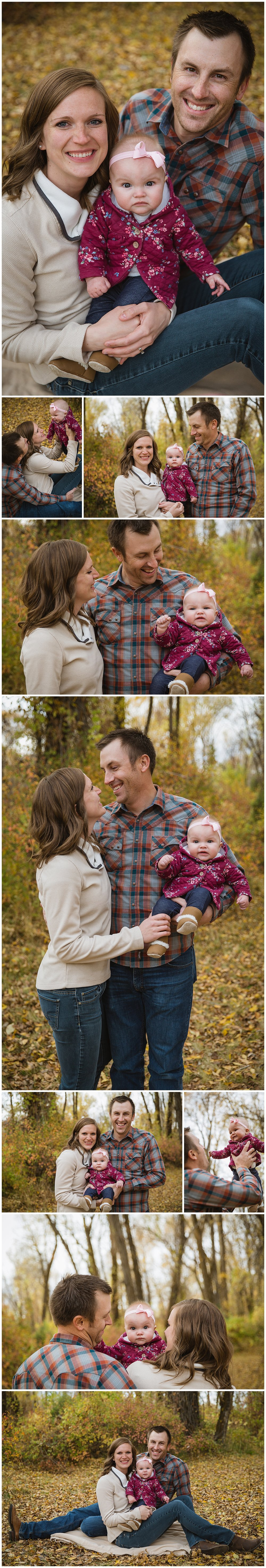 Fall Family Photography Idaho Falls