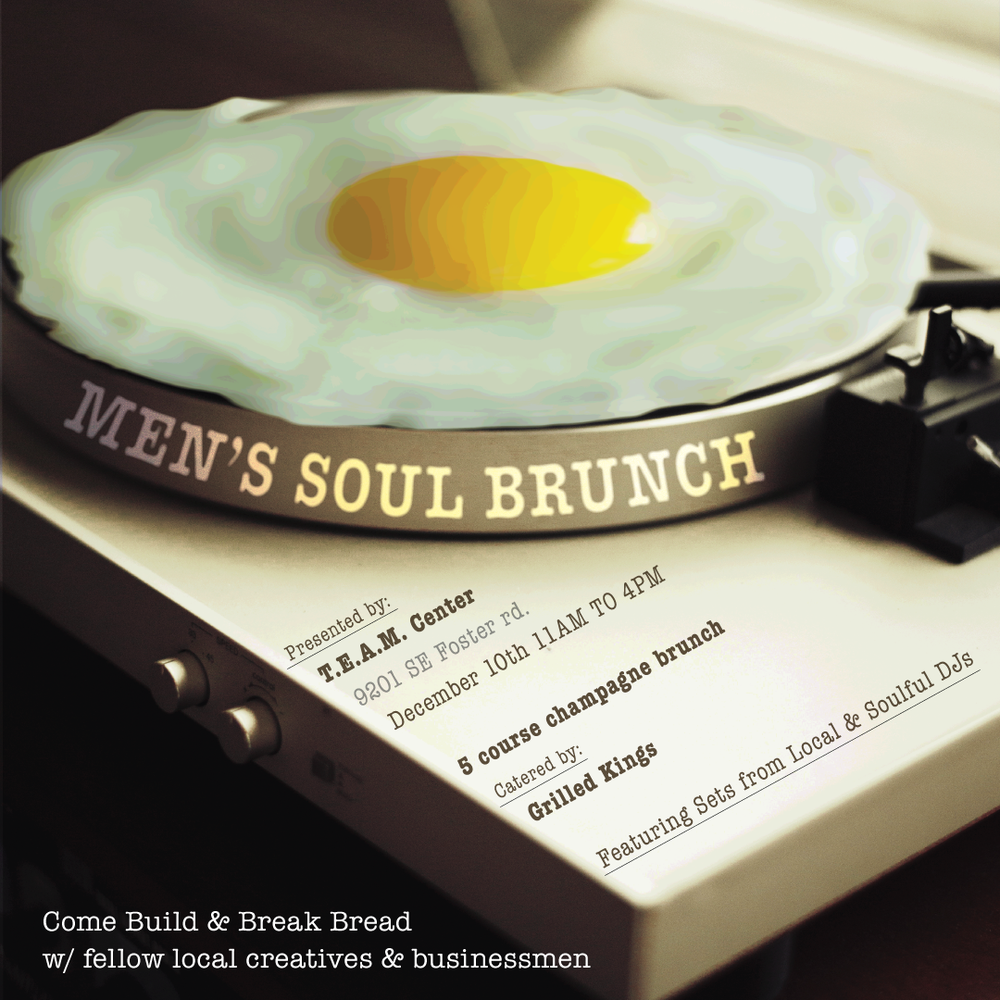 mEN'S sOUL BRUNCH