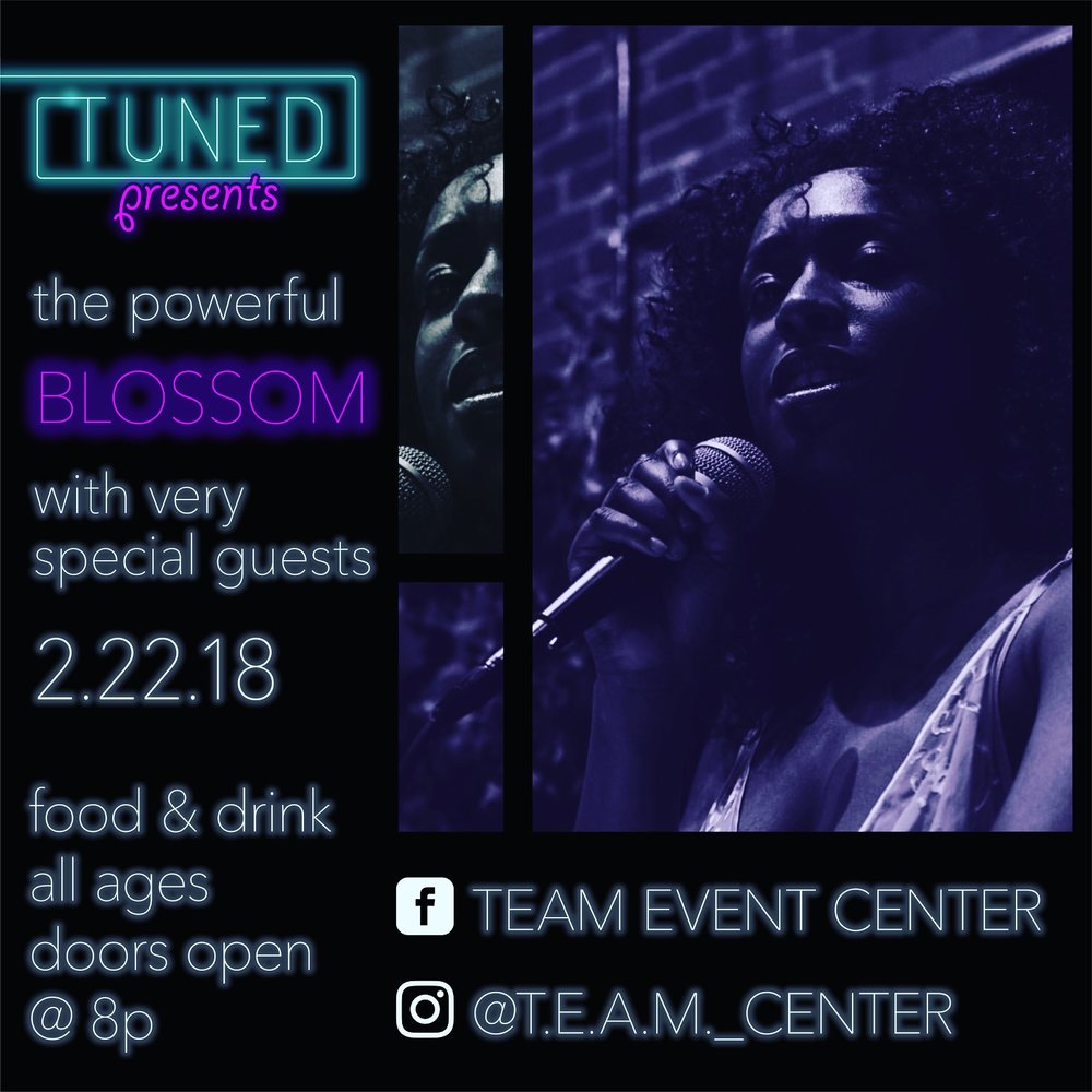 TUNED PRESENTS: BLOSSOM