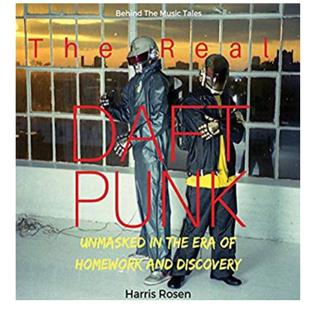 yo I'm obsessed - it's like dance music history porn starring your absolute favorite French mystery men revealing their mystery to the world. Never thought @daftpunk would let the rest of us plebeians in on the fun, but here it is. #history