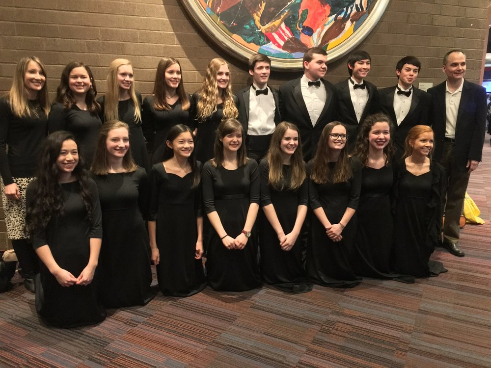 CSS Kentucky All-State Orchestra Students 2017