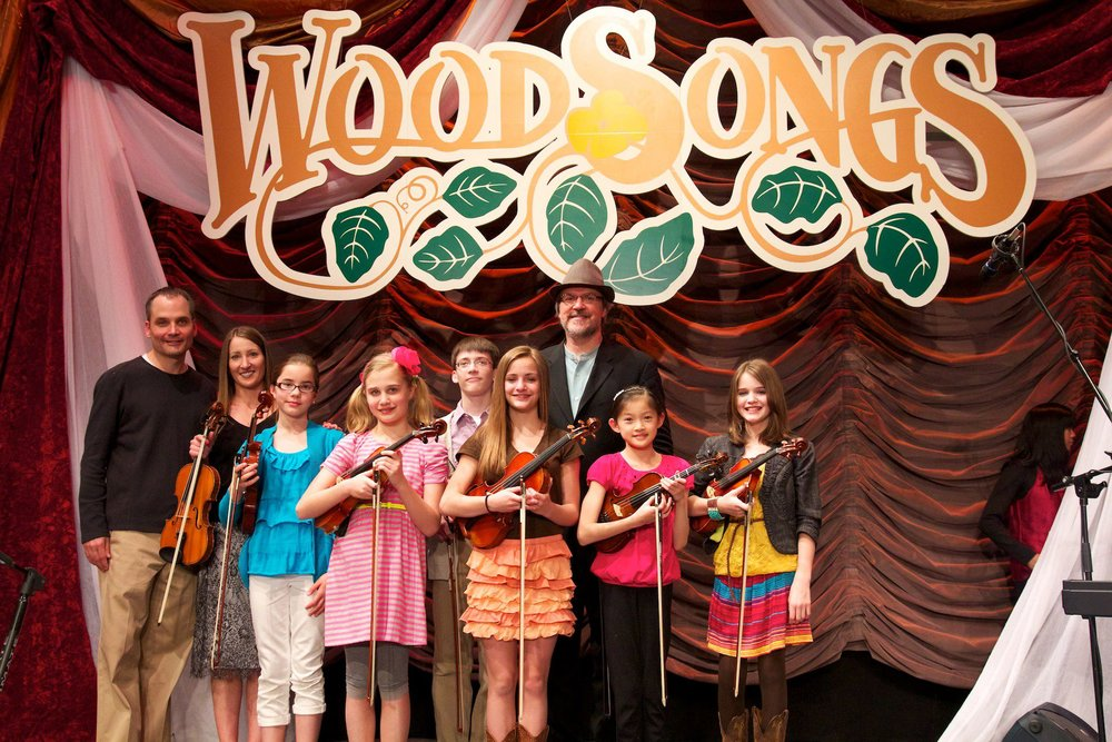 CSS & WoodSongs Old Time Radio Hour with Mark O'Connor
