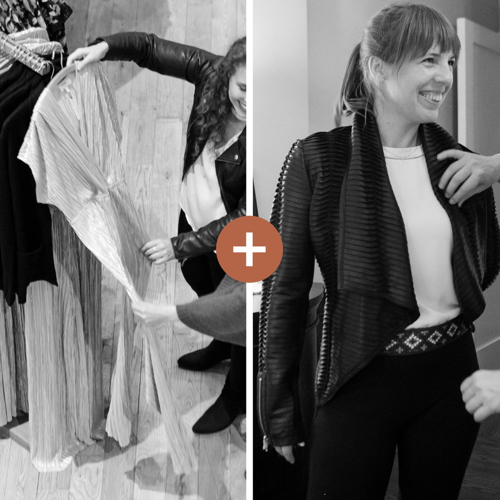 A Year OF STYLE - For the ultimate style maven: refresh your wardrobe with dedicated seasonal updates. Learn how to build outfits with your old and new items.Includes 4 Shop + Styles at a discount!