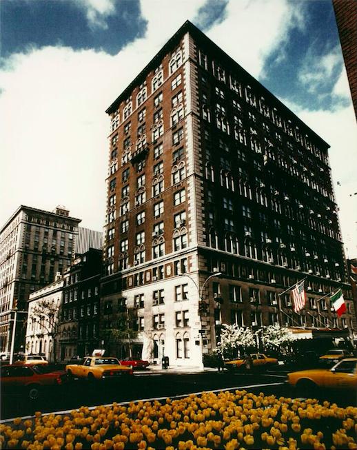 HOTEL CONVERSION, MANHATTAN