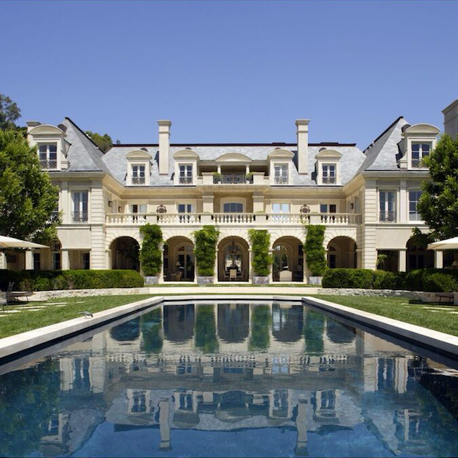 FRENCH CHATEAU, LOS ANGELES