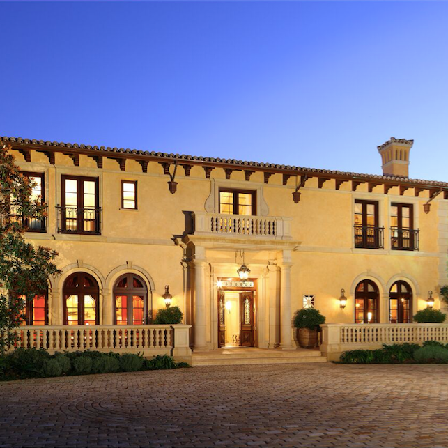 VILLA FATIO, BEVERLY HILLS