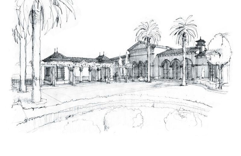 Italian Country Villa, Los Angeles 3.jpg