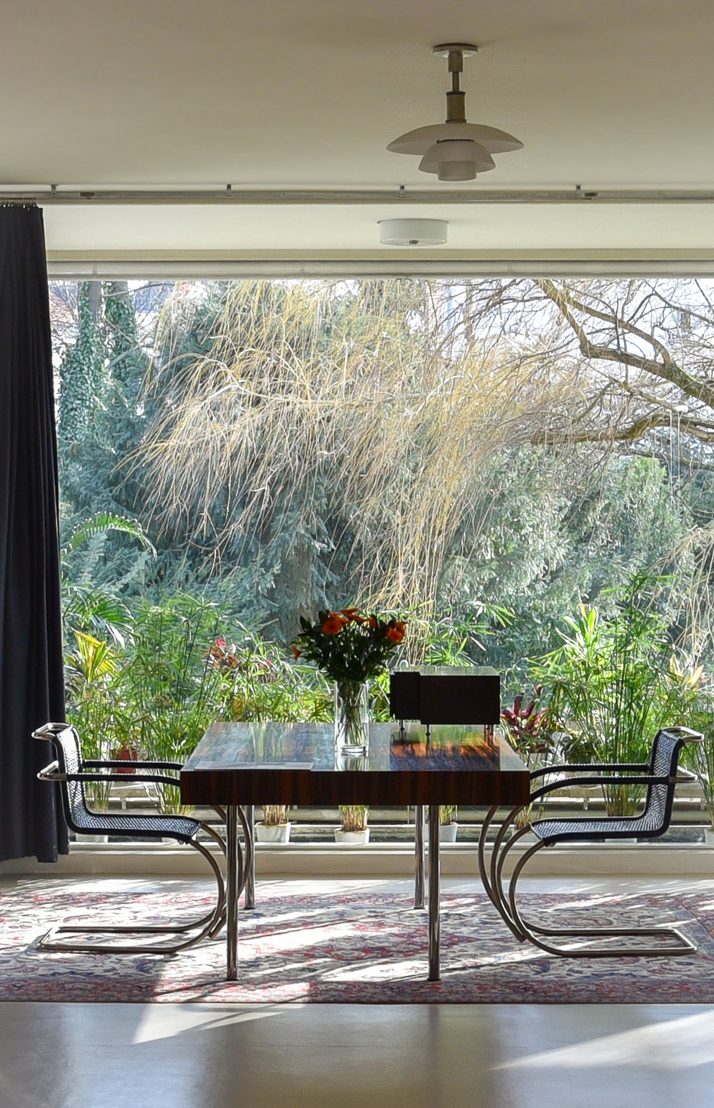 Villa Tugendhat — The Wood House
