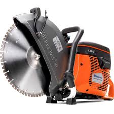 Husqvarna 760 Concrete Saw