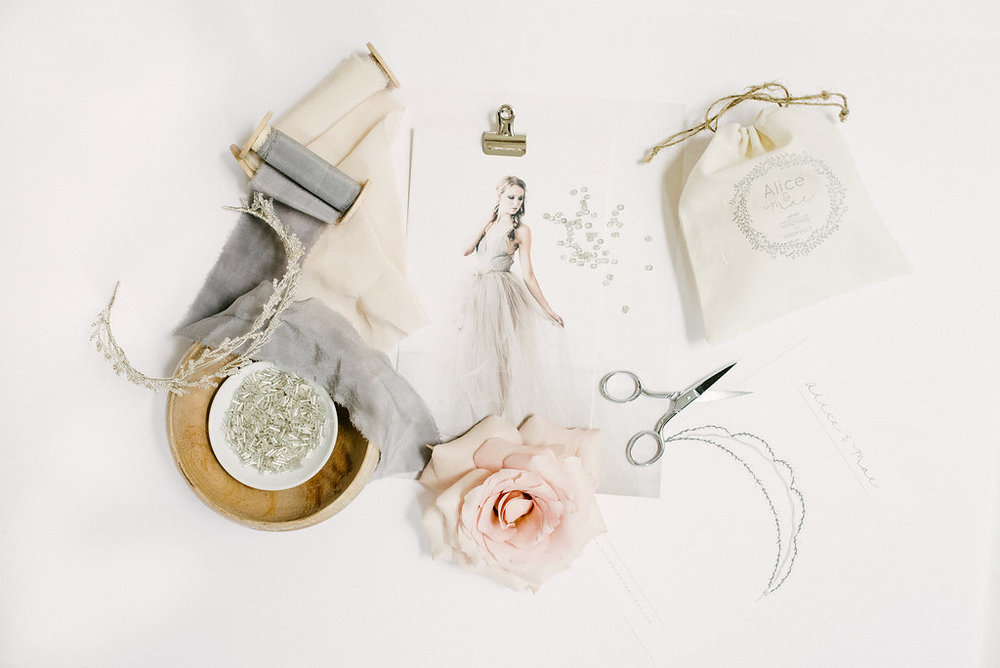 Custom Designed and Handmade Bridal Accessories- Alice & Mae Bridal