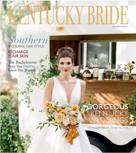 Alice & Mae Bridal Featured in Kentucky Bride Magazine