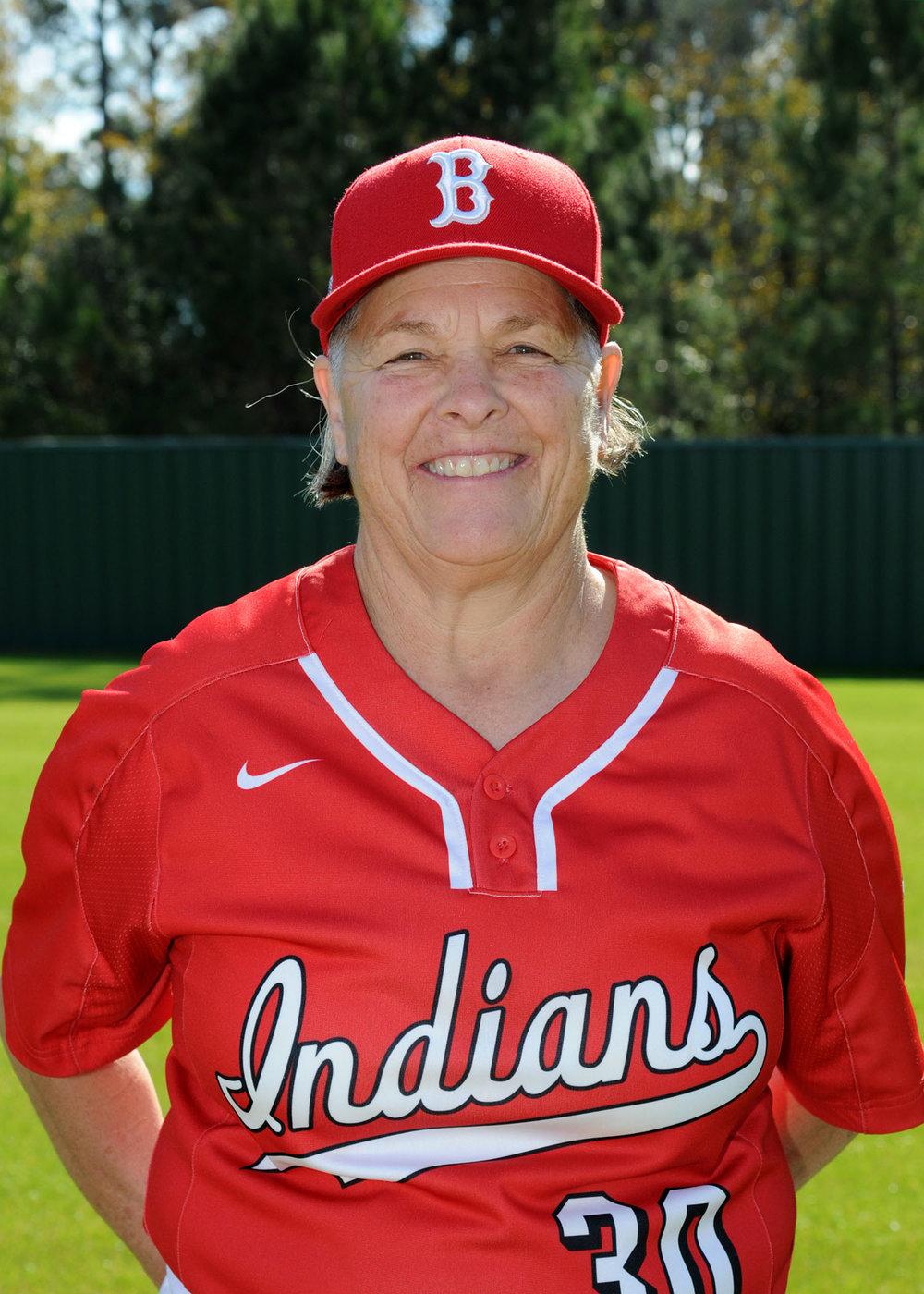 Asst. Coach Pam Ferrill - Bio Goes Here