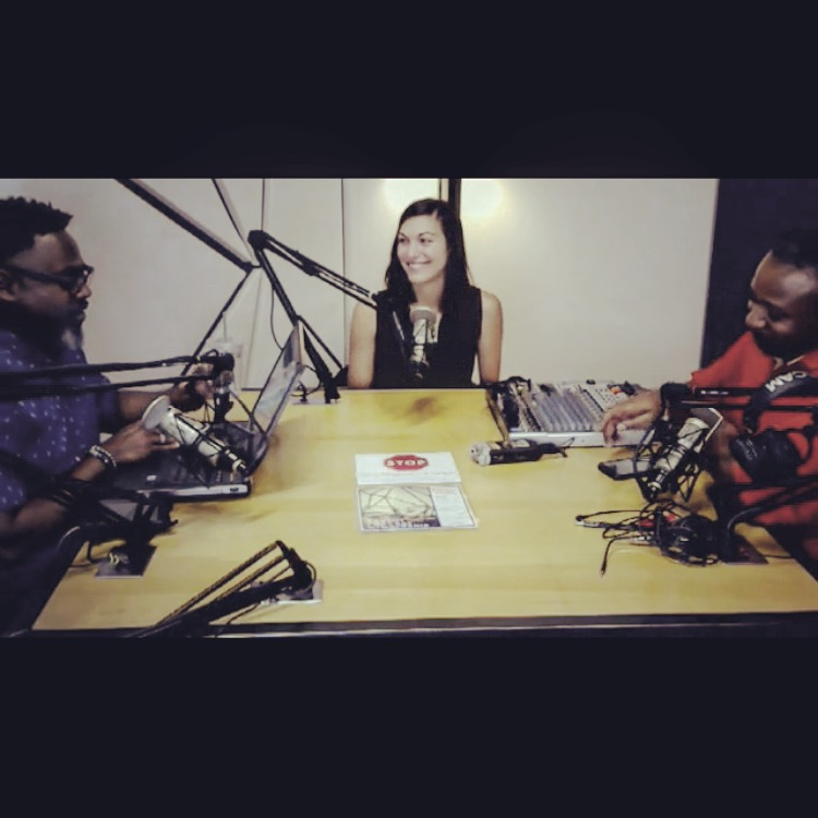 Guest speaker on At The RoundTable Podcast Show -