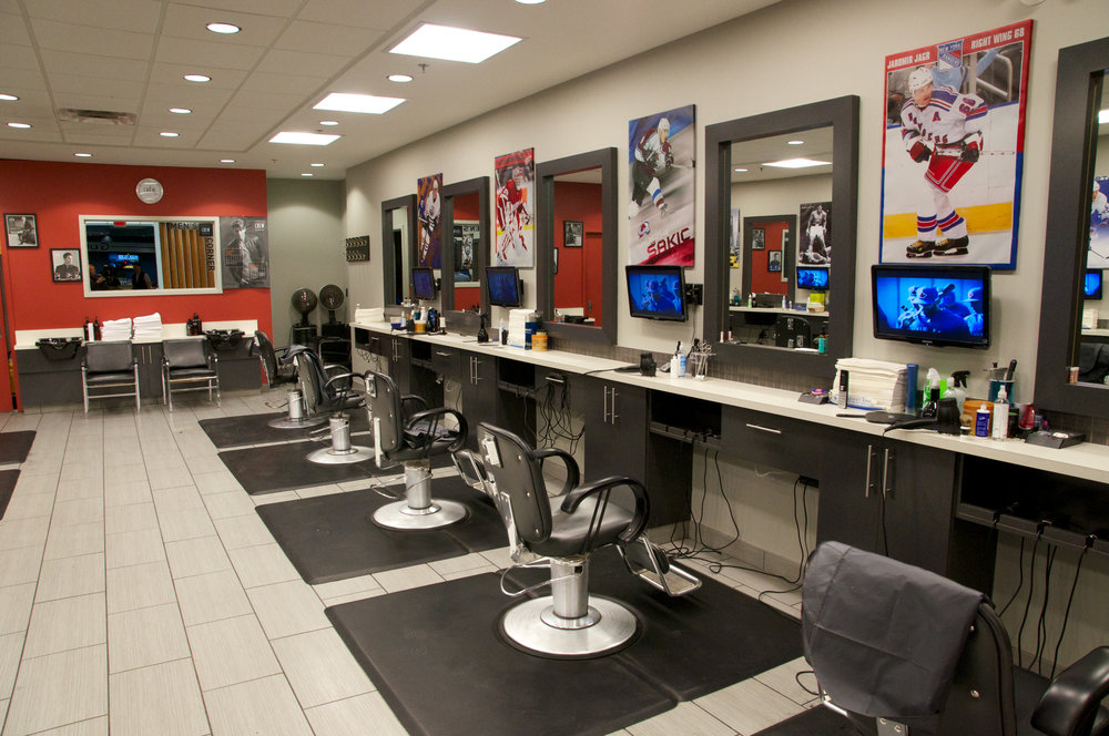 Abe's Barbershop