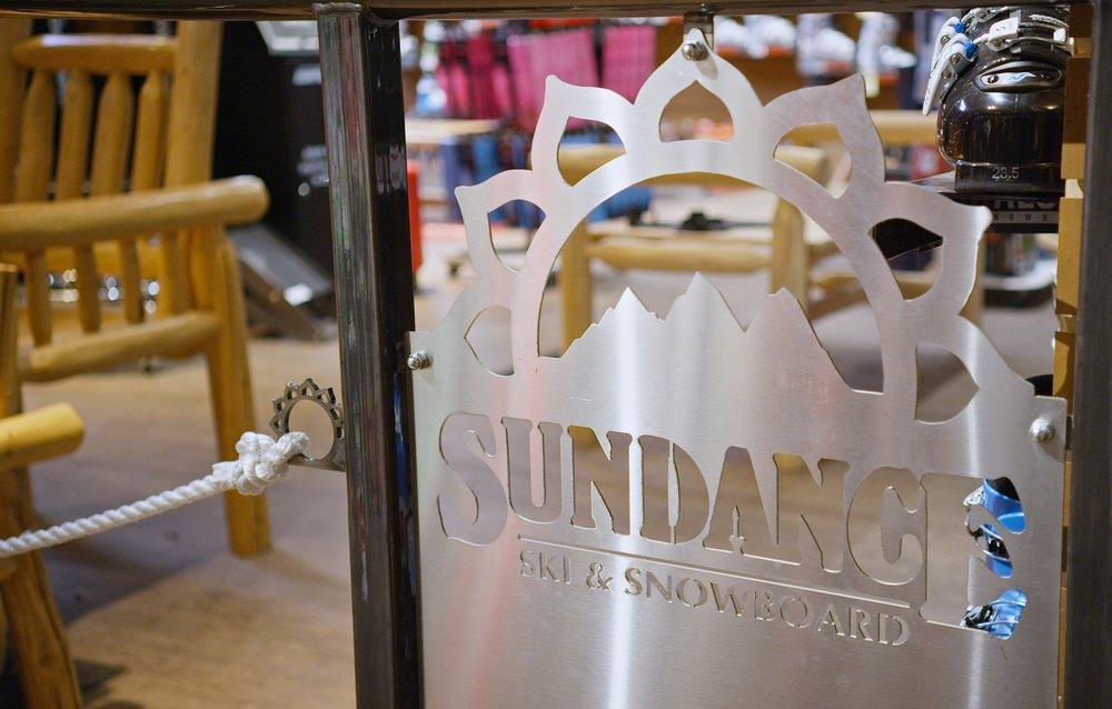 Sundance Ski Shop