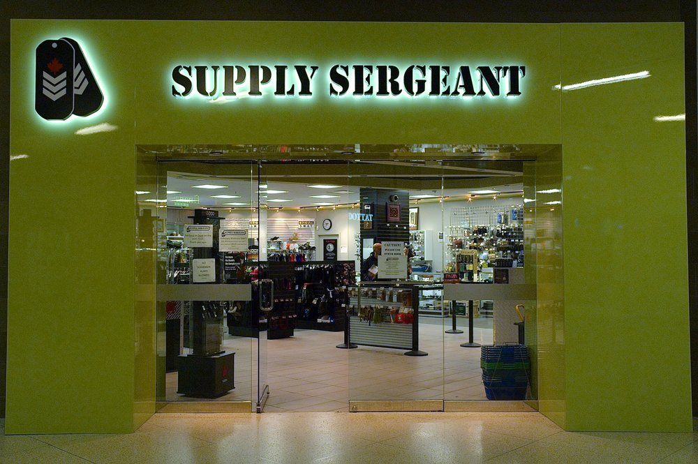 Supply Sergeant
