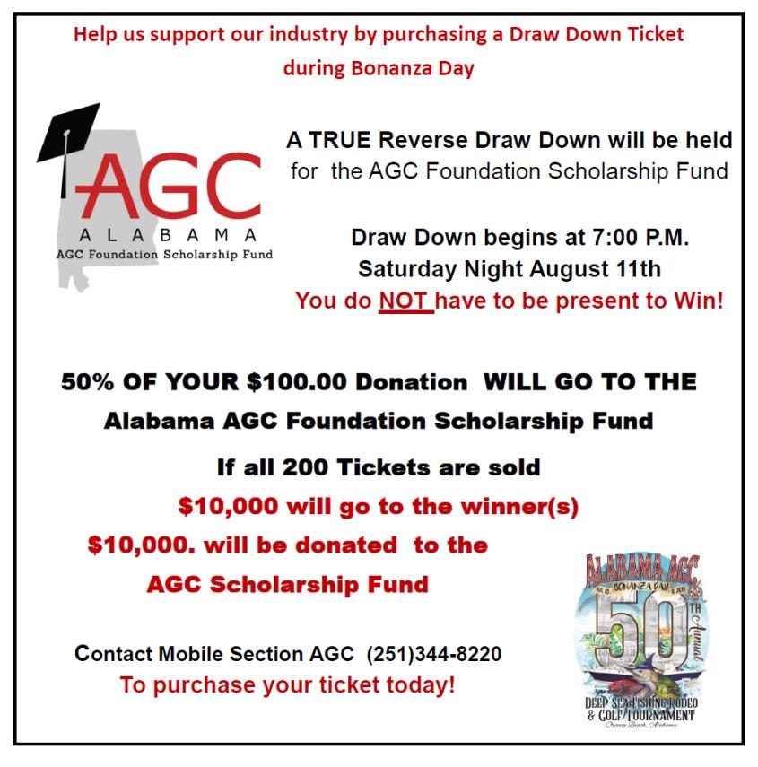 Draw Down Ticket - Bonanza Day - Alabama AGC Foundation Scholarship Fund.png