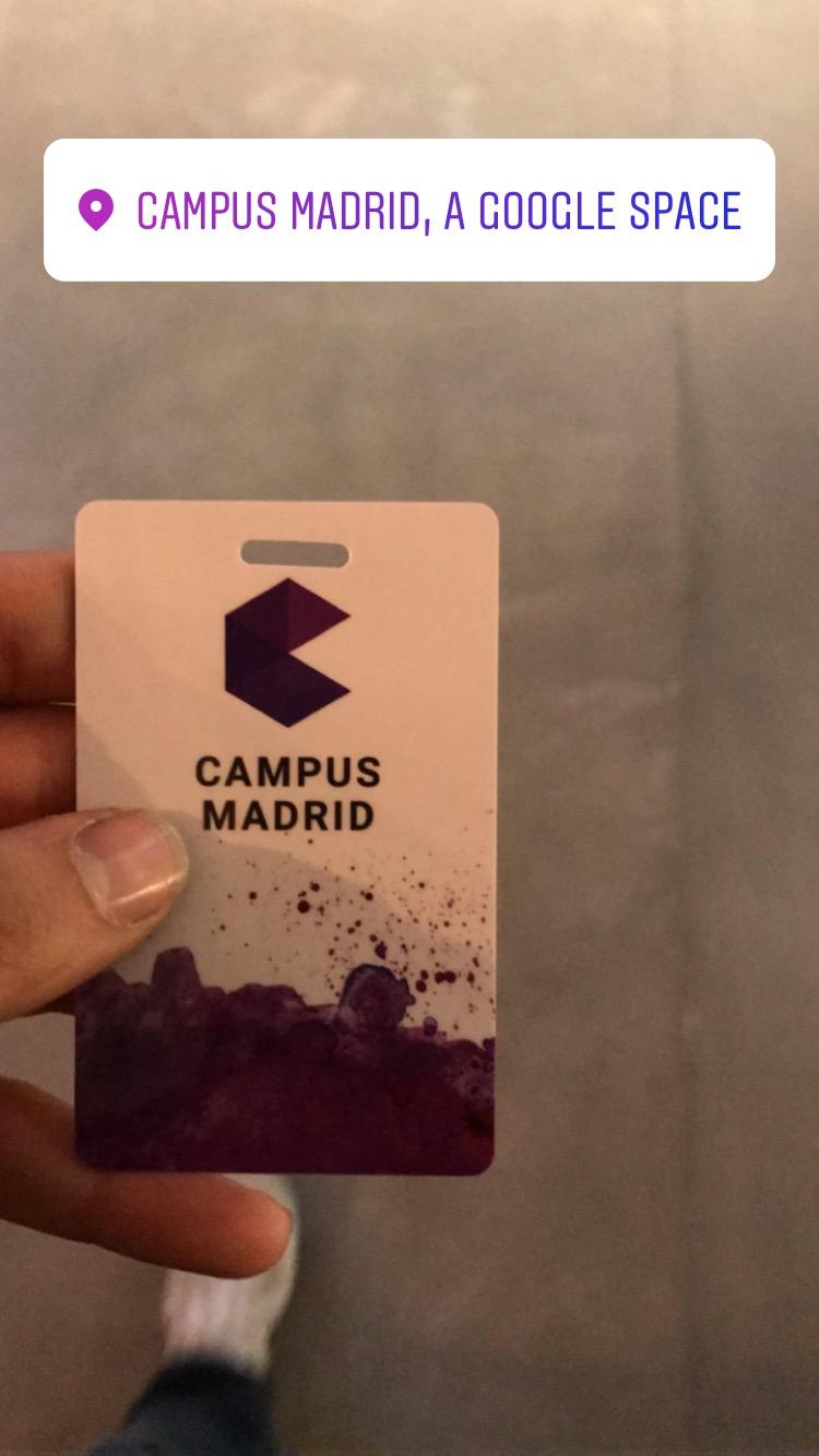 Campus card