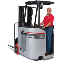 Stand Up Electric Forklifts