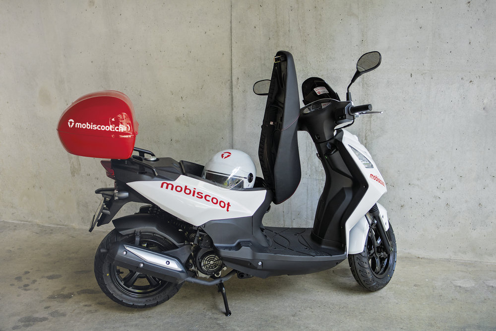 Mobiscoot - scooter2