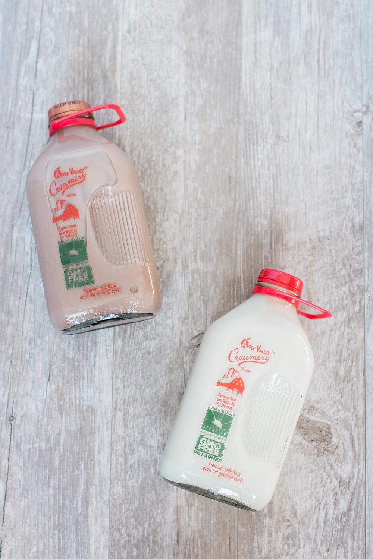 Apple Valley Creamery's Milk