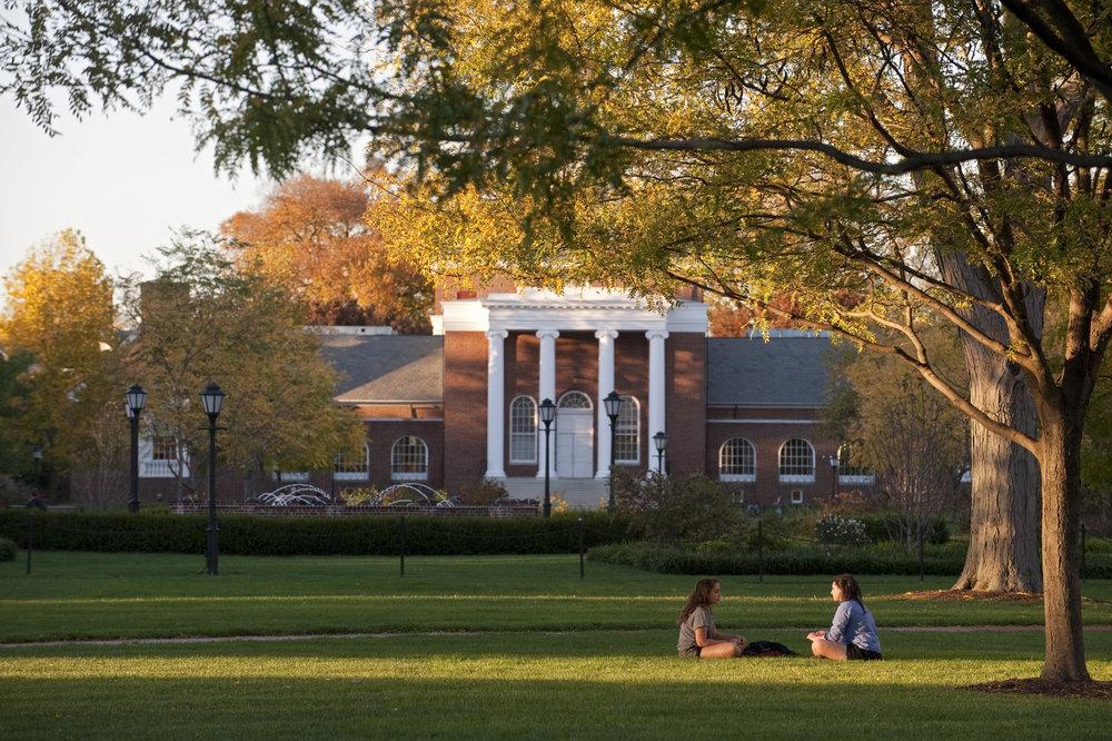 The University of Delaware -