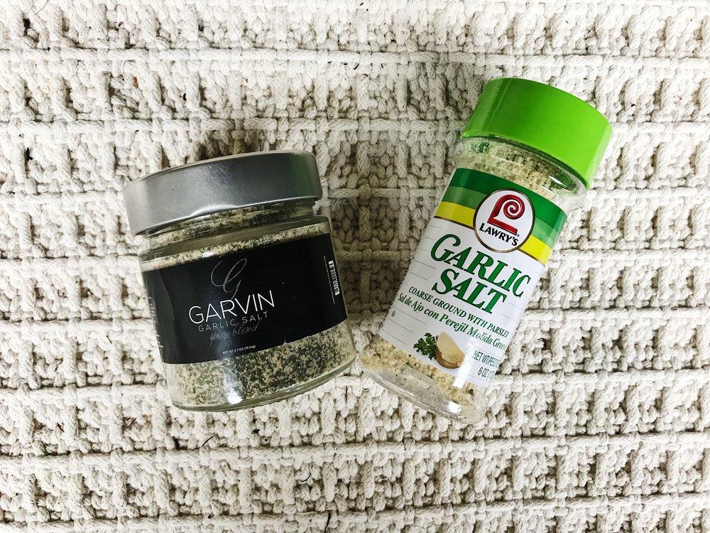 4. Garlic Salt -