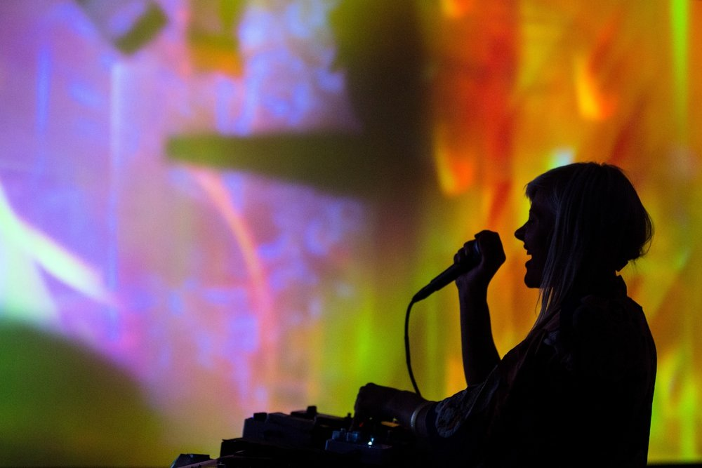 Live sound performance by Omnivore , ILLUMINUS , Boston, MA