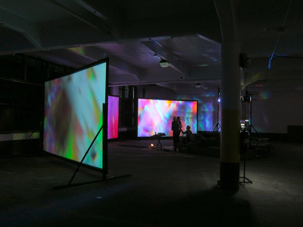 Installation View , ILLUMINUS , Boston, MA