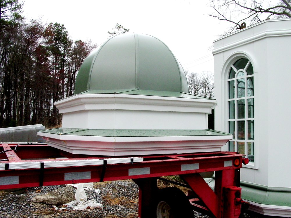 Cupola Moving Day