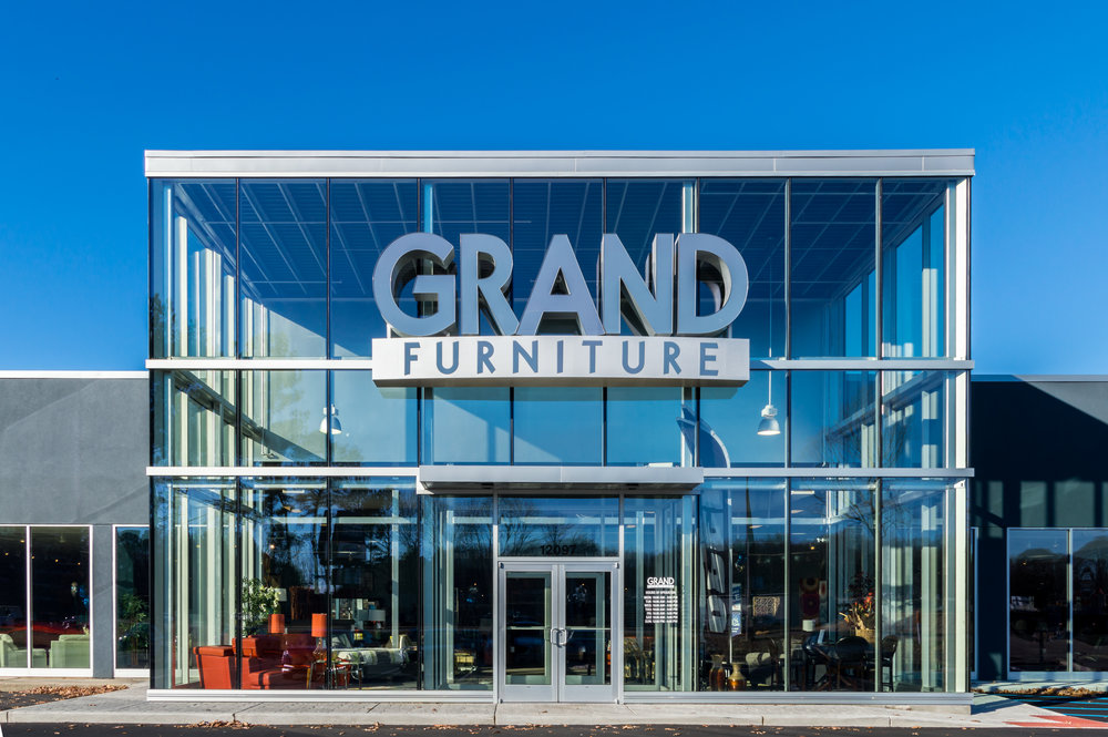 Grand Furniture #commercial#shopping#retail#tourism#upscale#fun#social