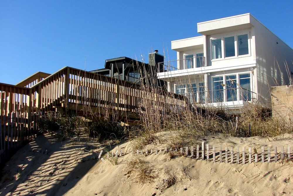 Dune Aire Home #residence#home#homebuilder#virginiabeach#architect#architecture#vacation#resorthome#waterfront#VirginiaBeach