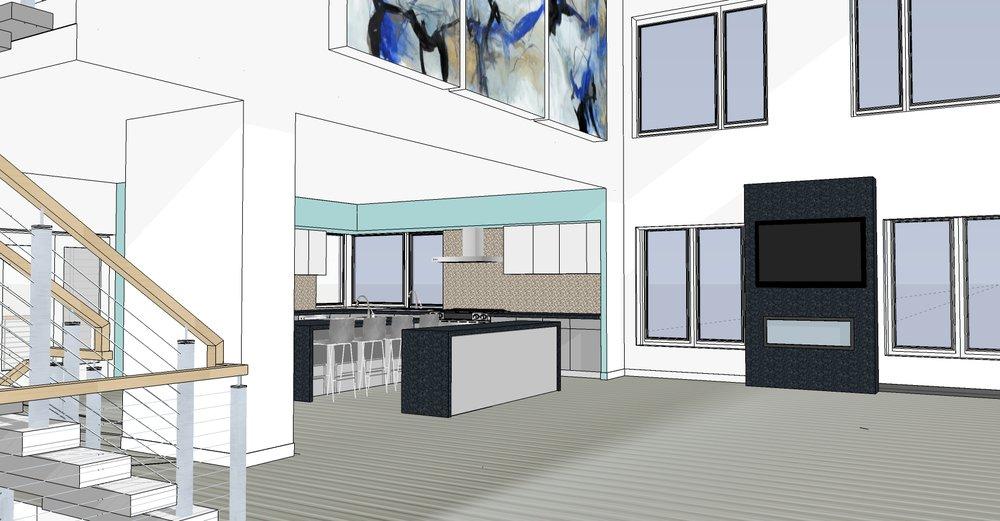 North End Home #residence#home#homebuilder#virginiabeach#architect#architecture#vacation#VirginiaBeach#sanctuary#resorthome#interiordesign