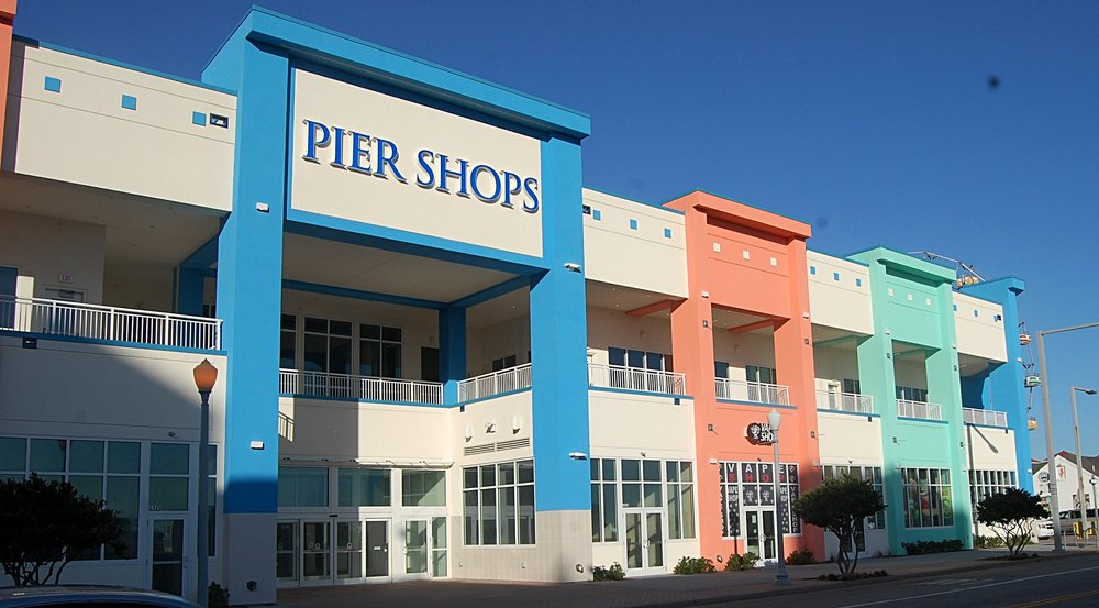 Pier Shops at 15th #commercial#shopping#retail#tourism#upscale#fun#social#VirginiaBeach