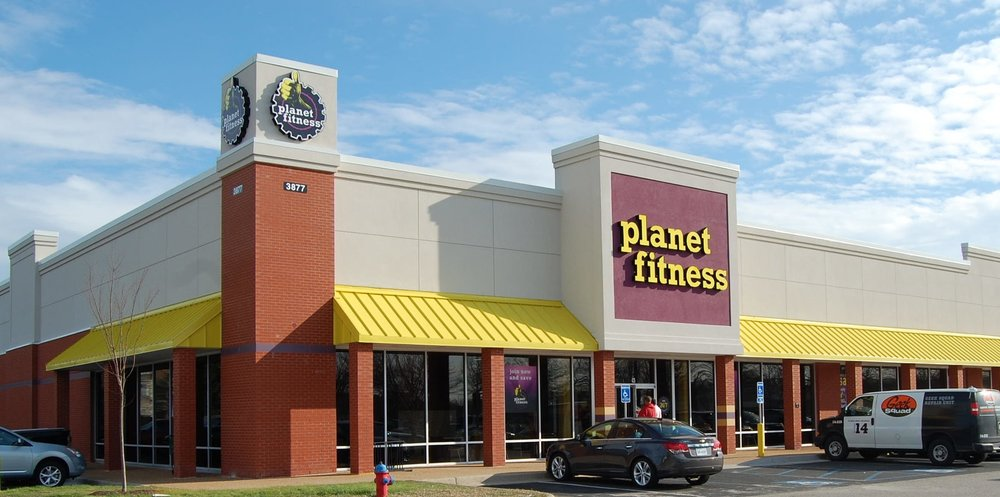 Planet Fitness #commercial#shopping#retail#tourism#upscale#fun#social#VirginiaBeach#fitness#gym