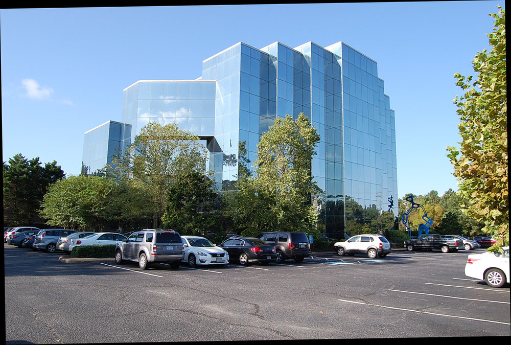Prism Plaza Office Building #office#medicaloffice#medicine#business#officespace#business#glass#VirginiaBeach#TownCenter