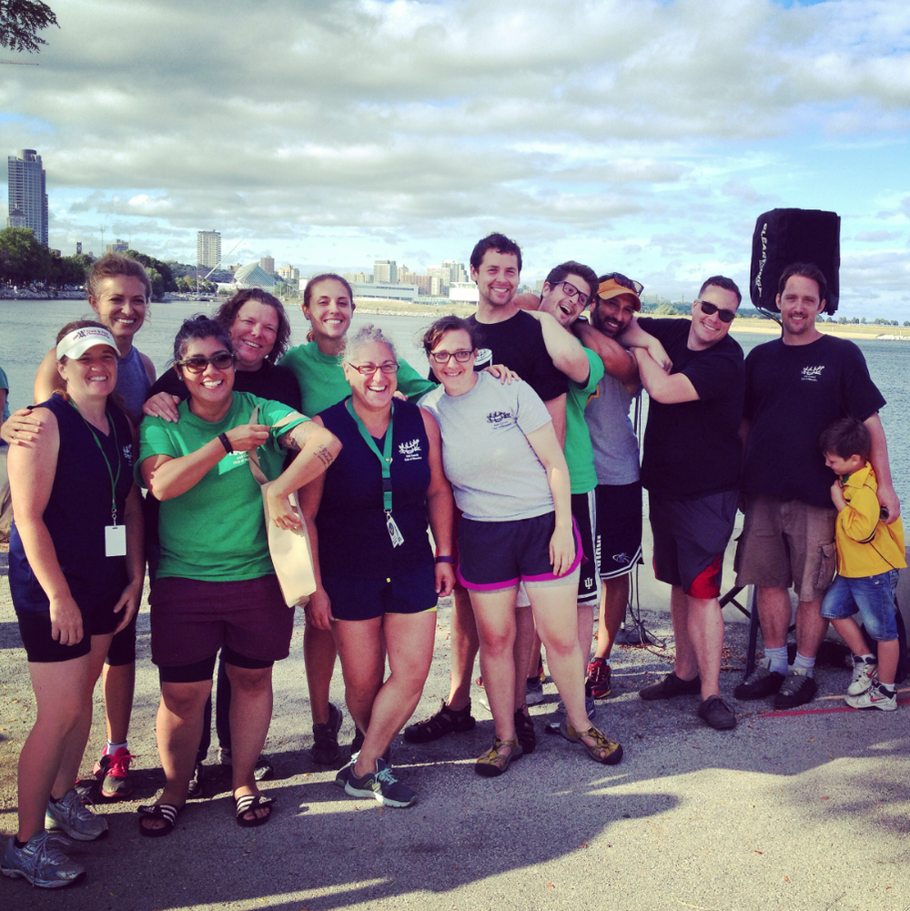 MILWAUKEE REGATTA AT MILWAUKEE  IRISH FEST - AUGUST 19