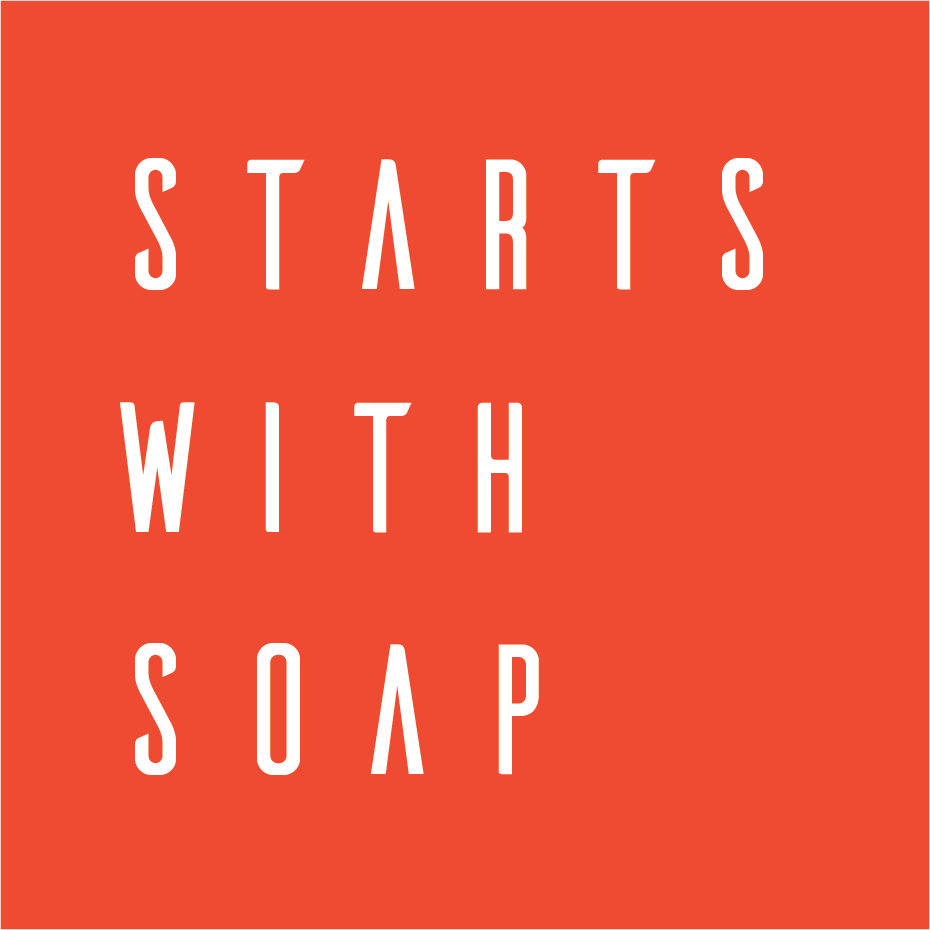 Starts with Soap