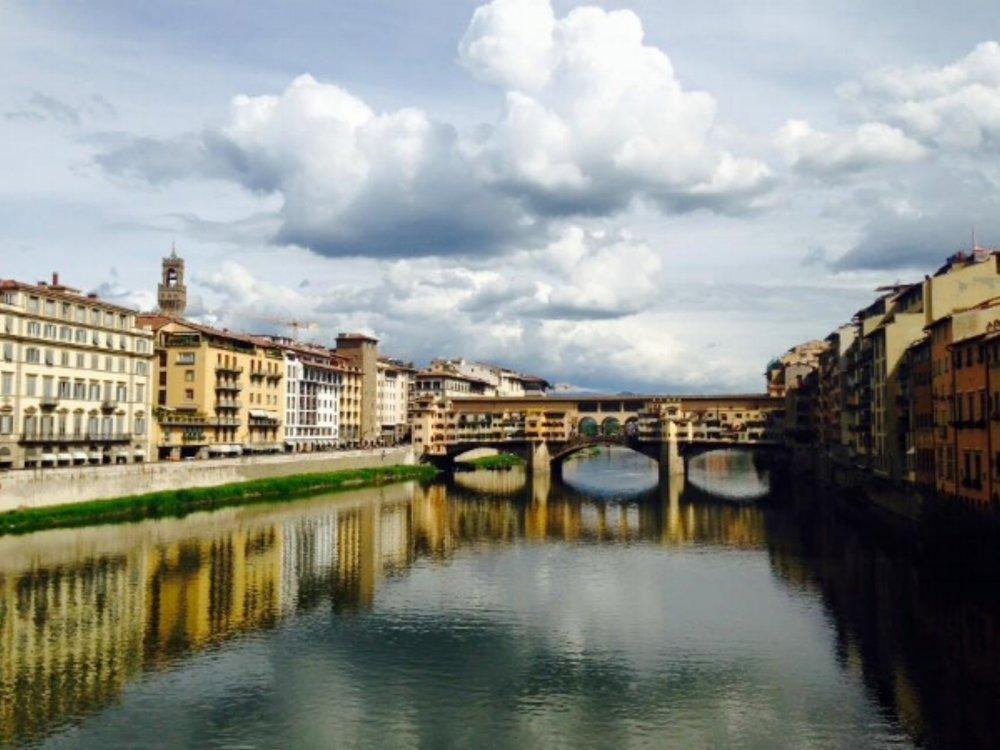 Ponte Vecchio .