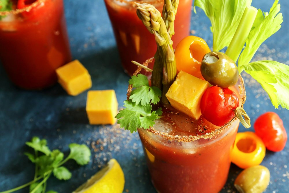 DIY - Bloody Mary Bar