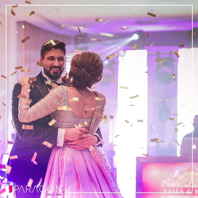 Sharing a moment so wonderful, nothing but joy as this couple takes the floor for their first dance.  At Paragon we work with you the client to create your big day the way you imagine it. From the style of the package we provide to the venue lighting and theming.  We don't just entertain, we create!  #partywithparagon - 02086069636 - info@paragonroadshow.com - www.paragonroadshow.com  Tried || Trusted || Inspired  #weddingdays #destinationweddings #indianwedding #lighting #exhibitions #superday #events #bespoke #indianwedding #capture #dancefloor #brides #happiness #instaparty #firstdance #couple #love #dance #romantic #Married #weddingdance #asianbridal #groom #brideandgroom #instadaily