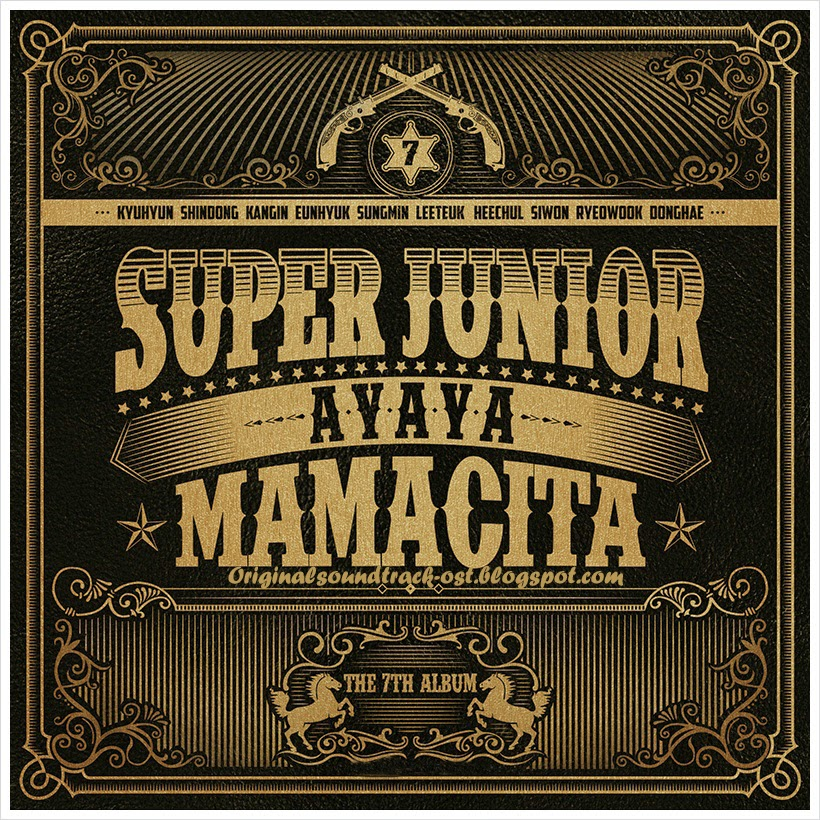 Super Junior Mamacita.jpg