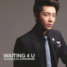 Yoonhak (Cho Shin Sei) WAITING FOR YOU ALBUM.jpg