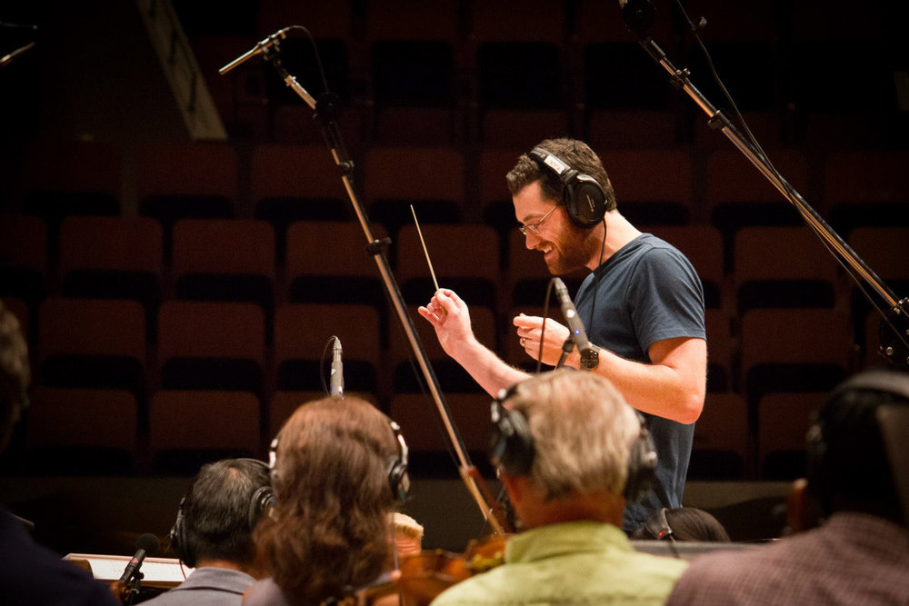 Austin Wintory and the Skopje Radio Symphonic Orchestra performing Journey Soundtrack