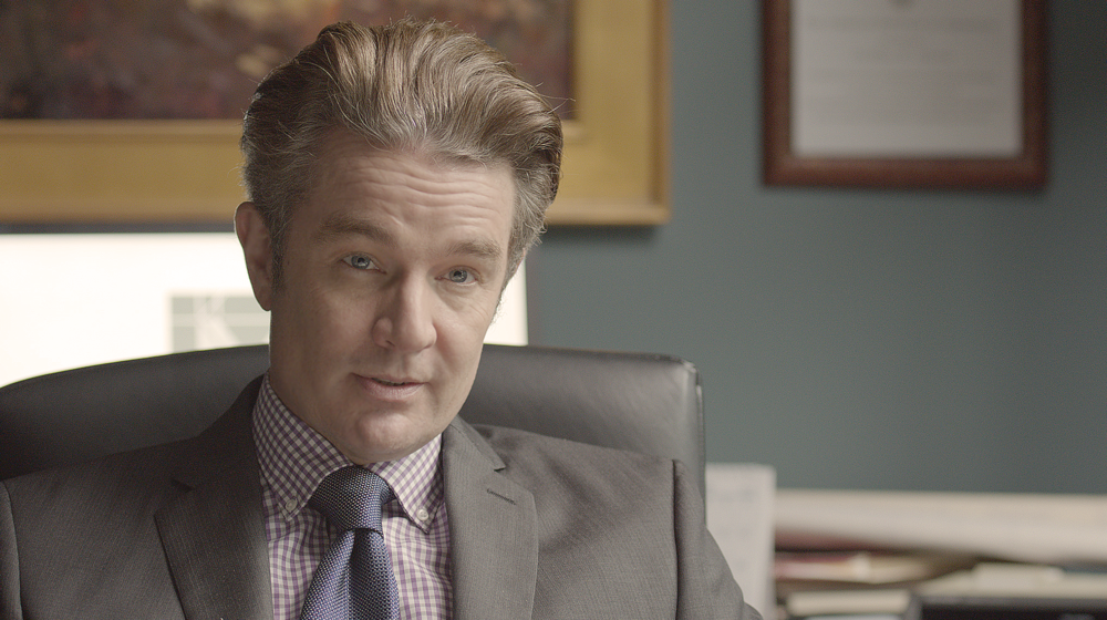 James Marsters as Ben's Dad William.