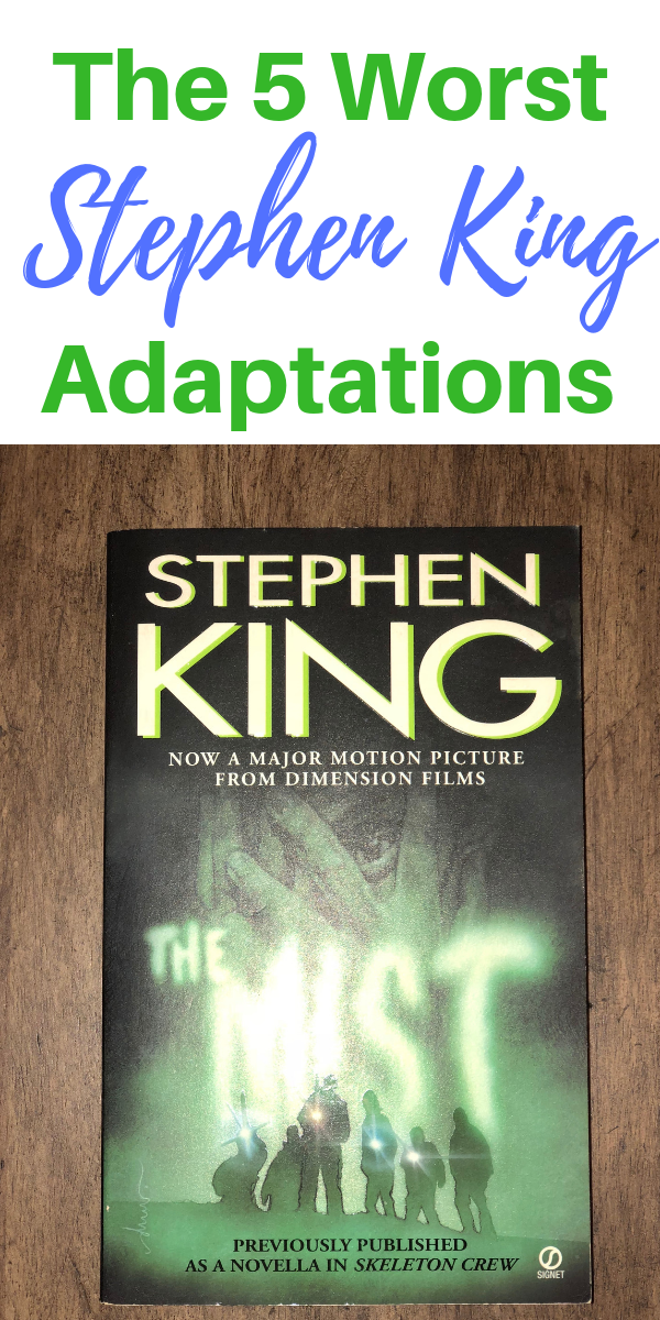 The Five Worst Stephen King Adaptations