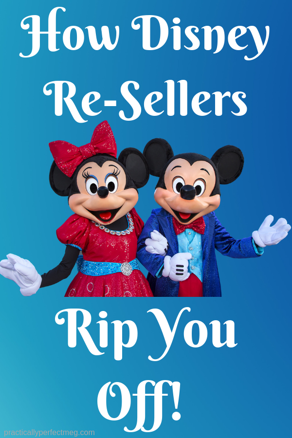 How Disney Re-Sellers rip you off! #Disneyland #WaltDisneyWorld #DisneyParksMerchandise