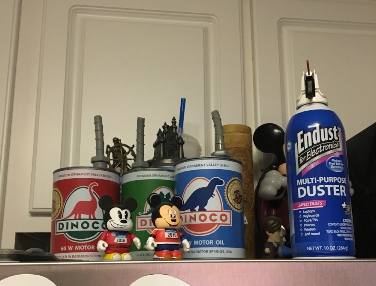 Dusting can't get any easier or faster than this.