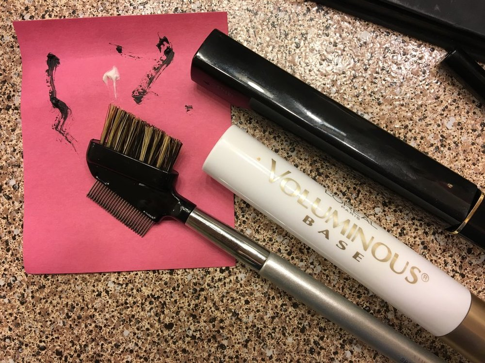 How to apply mascara. #beauty #Makeup #beautytutorial #mascara