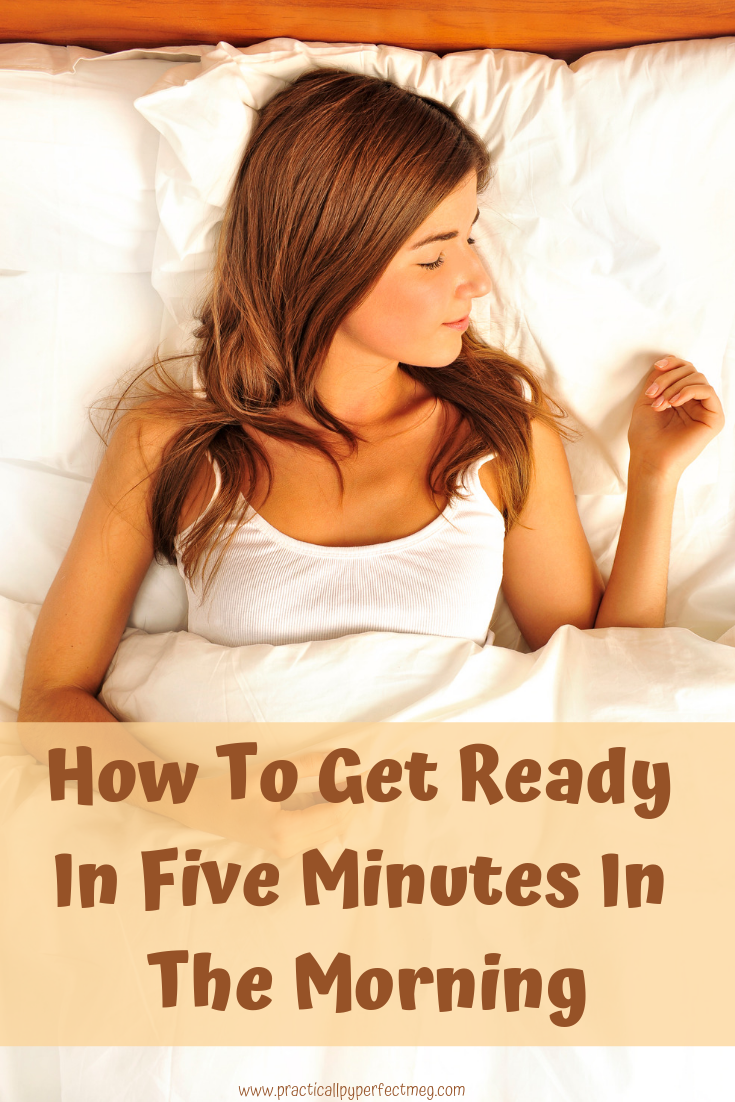 How To Get Ready In Five Minutes In The Morning. #makeup #beauty #beautytutorial #nomakeupmakeup #morninghacks #momlife